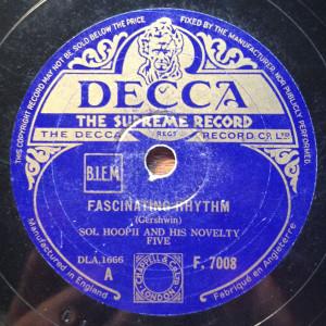 Decca DLA.1666 A