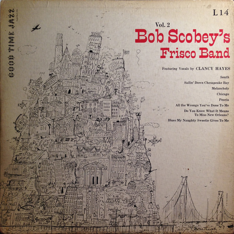 Bob Scobey's Frisco Band Volume 2