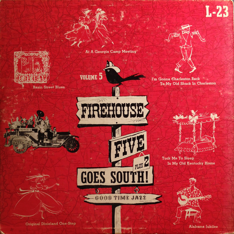 Firehouse Five Plus 2 Goes South