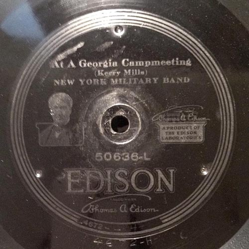 Edison Diamond Disc 50636-L