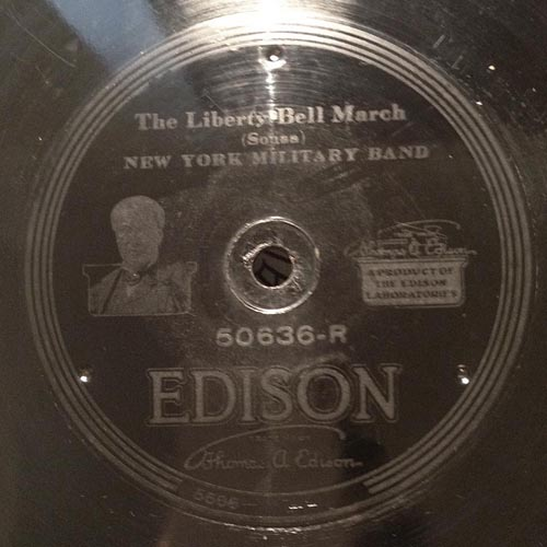 Edison Diamond Disc 50636-R
