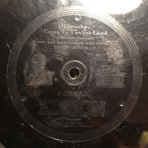 Edison Diamond Disc  50555-L