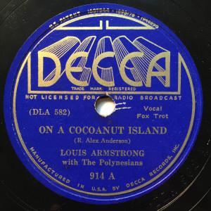Decca 914 A (DLA 582)
