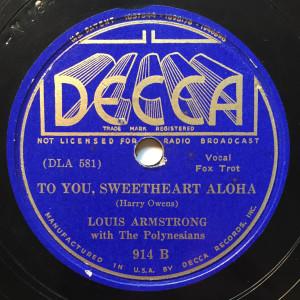 Decca 914 B (DLA 581)